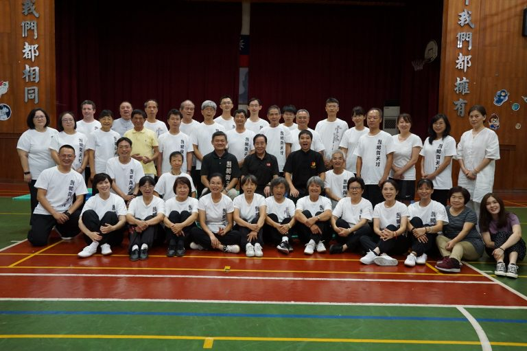 Grand Master Zhu Workshop in Taiwan, Jul 2019